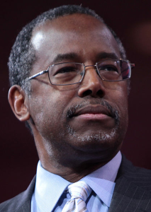 Dr. Benjamin Carson. The future for America?