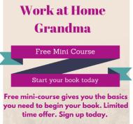 Take Advantage of my Mini Writing Course