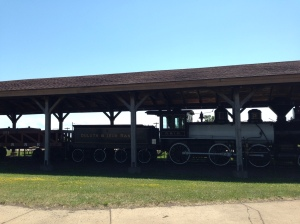 Historic Railroad at Two Harbors Minnesota