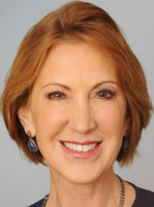 Carly Fiorina stood out in debate as clear winner