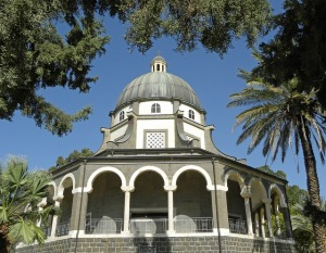 Church of the Beatitudes - Israel