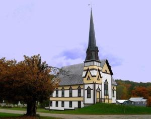 Church fall
