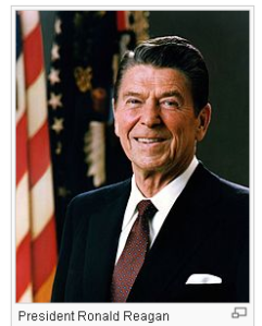 Ronald Reagan - Our last great President